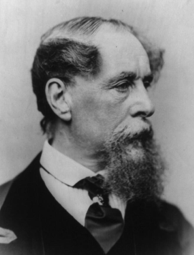 Charles Dickens va avea propria moneda   Serial Readers