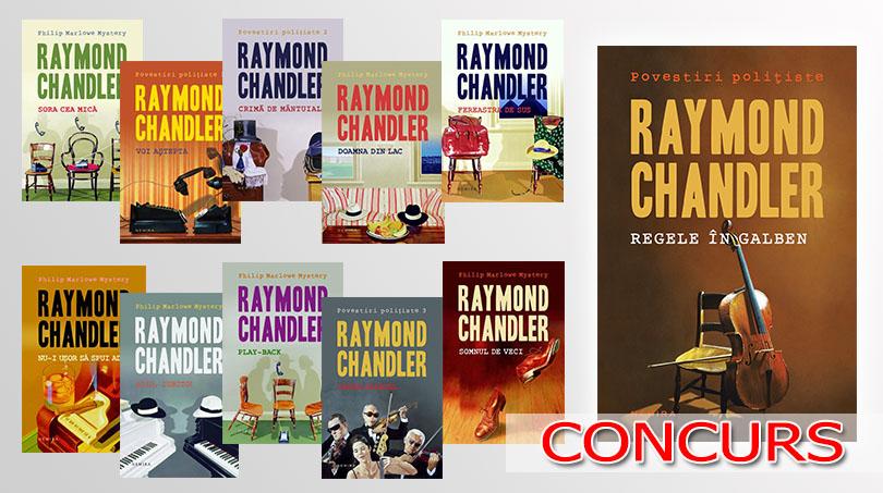 Raymond Chandler - concurs