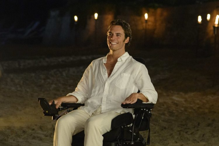 Me before you - will