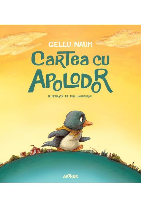 cartea cu apolodor - top 2016 cărți