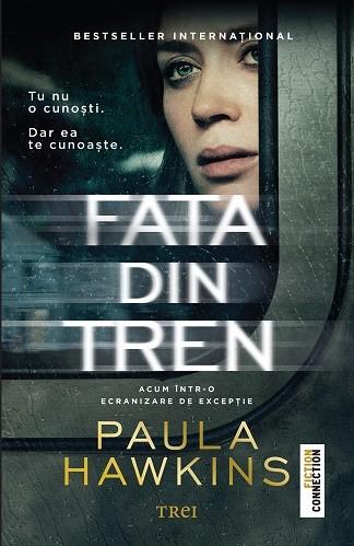 fata din tren - top 2016 cărți