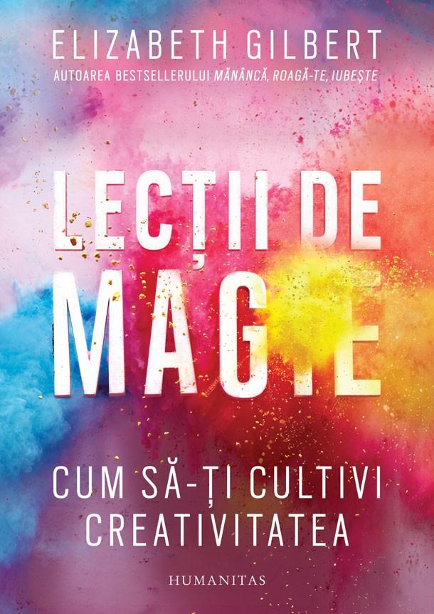 lectii de magie - top 2016 cărți