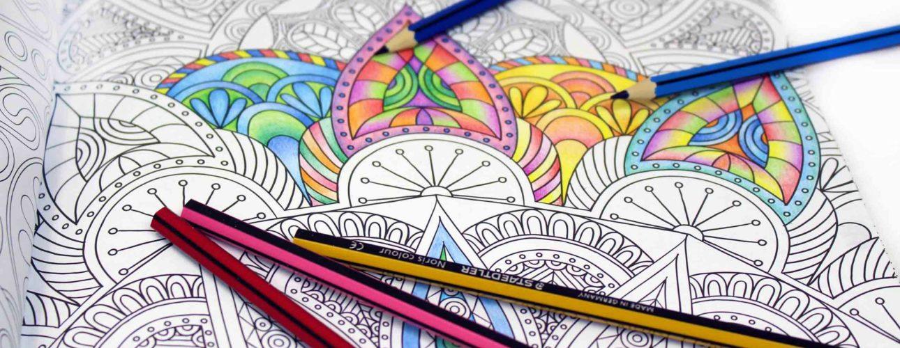Pasionați De Cărți De Colorat Pentru Adulți Bun Venit în
