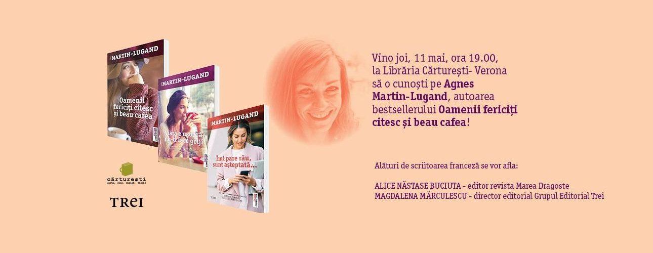 Agnes Martin Lugand