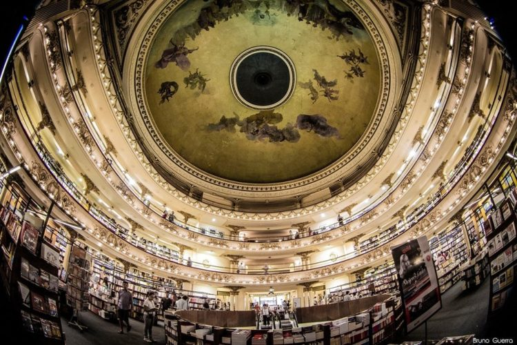 Libraria El Ateneo Grand Splendid