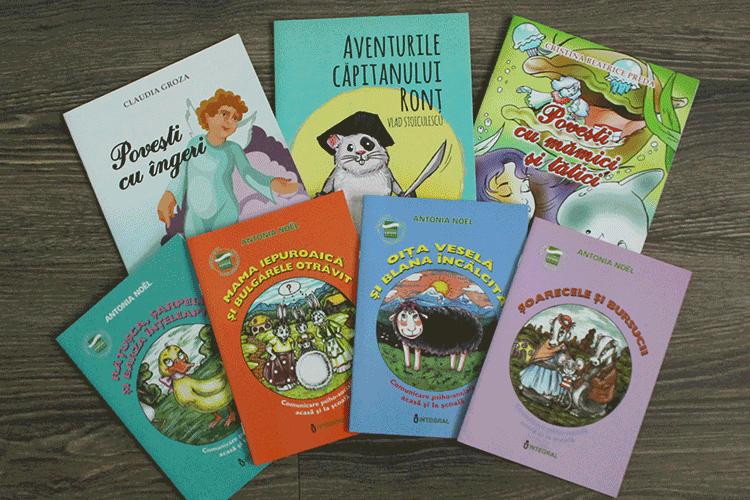 carti pentru copii, copilarie