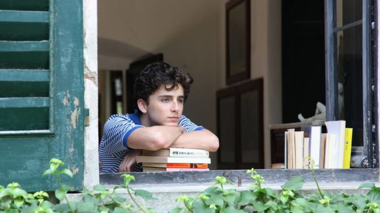 call me by your name - elio