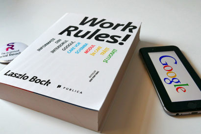 Work Rules - Google