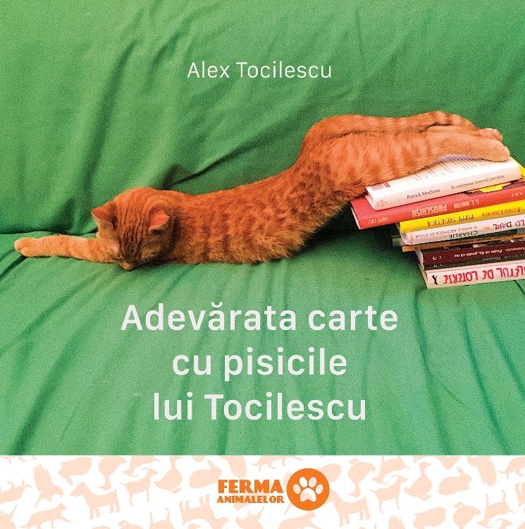 Adevarata carte cu pisicile lui Tocilescu