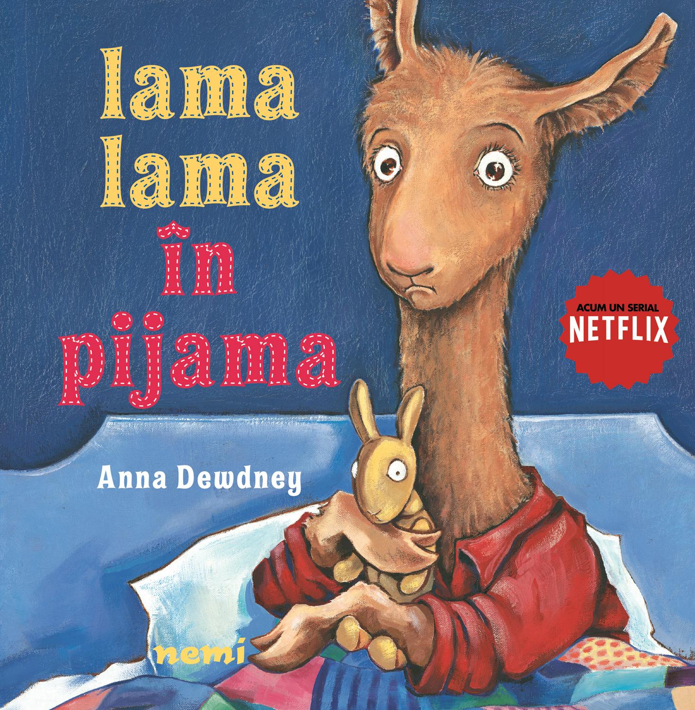 Lama lama in pijama - Anna Dewney