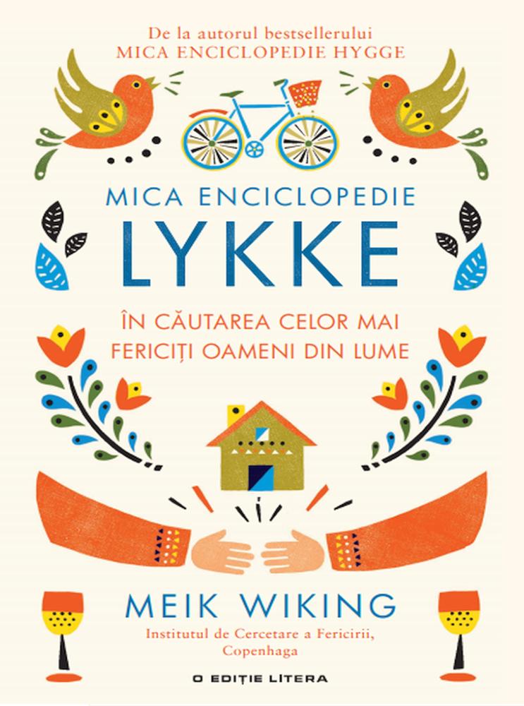 Mica enciclopedie Lykke - Meik Viking