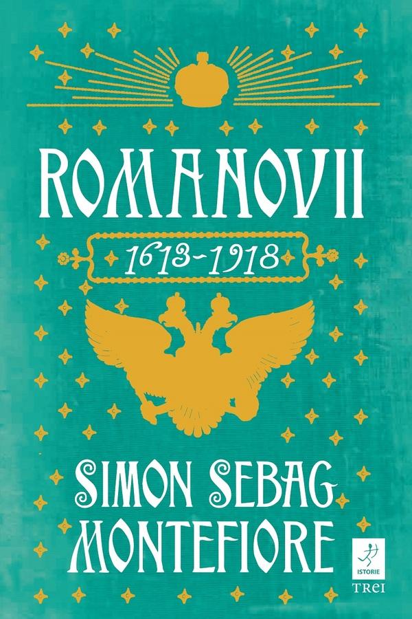 Romanovii - Simon Sebag