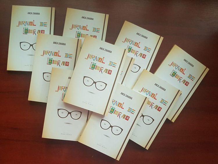 Anca Zaharia Jurnal de librar