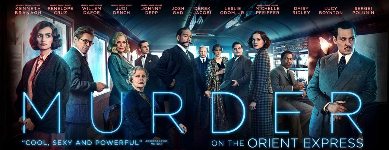 Crima din Orient Express poster