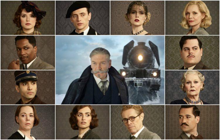 Personaje Crima din Orient Express