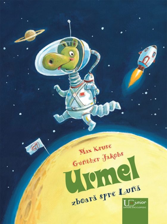 Urmel zboara spre luna, de Max Kruse si Gunther Jakobs