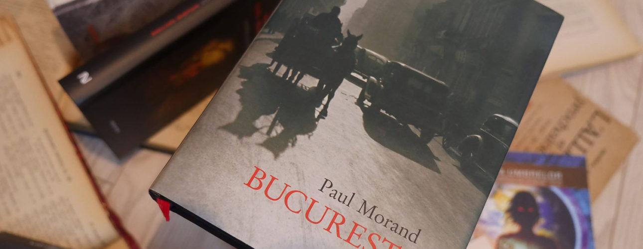 București, Paul Morand