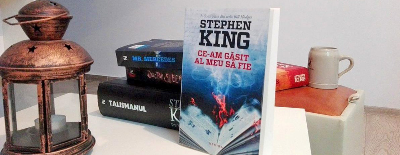 Ce-am gasit al meu sa fie, Stephen King