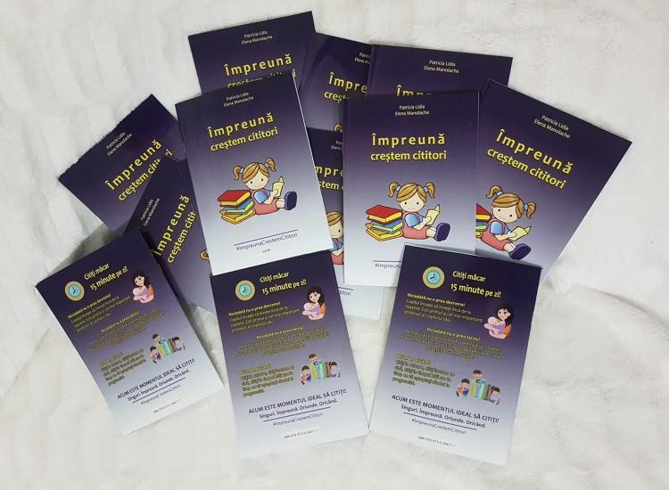 ghid practic de promovare a lecturii in randul prescolarilor si scolarilor mici
