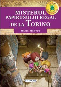 Misterul papirusului regal de la Torino de Maria Mañeru