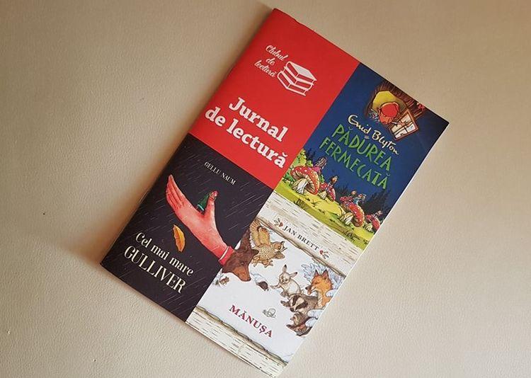 Editura Arthur_Jurnal De Lectura
