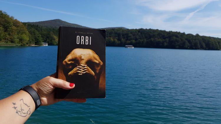 Orbi de Petronela Rotar (Editura Herg Benet)