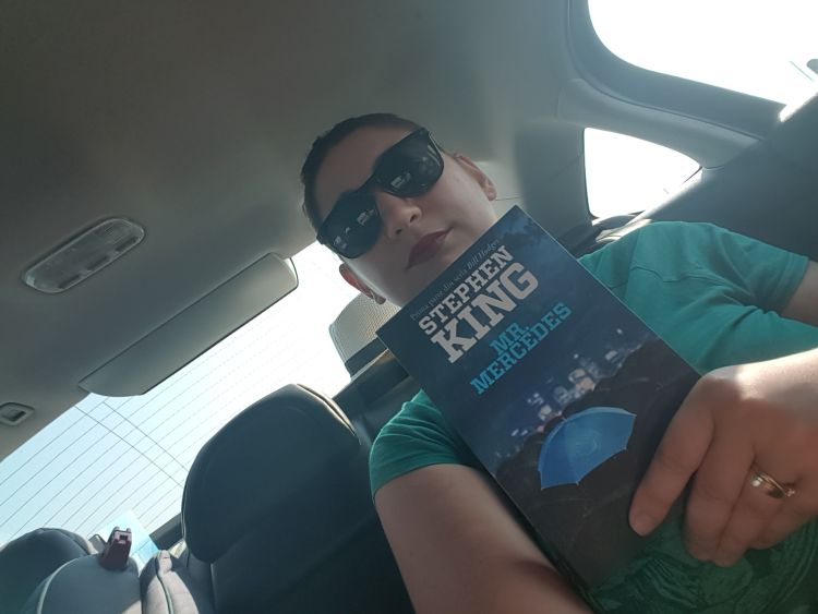 Mr. Mercedes de Stephen King (Editura Nemira)