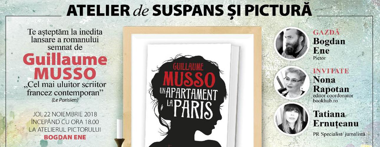 Lansare Un apartament in Paris