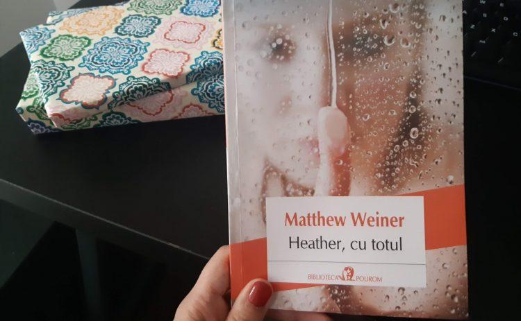 Heather cu totul, Matthew Weiner
