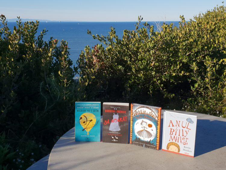 Ce-am citit în sunny California?