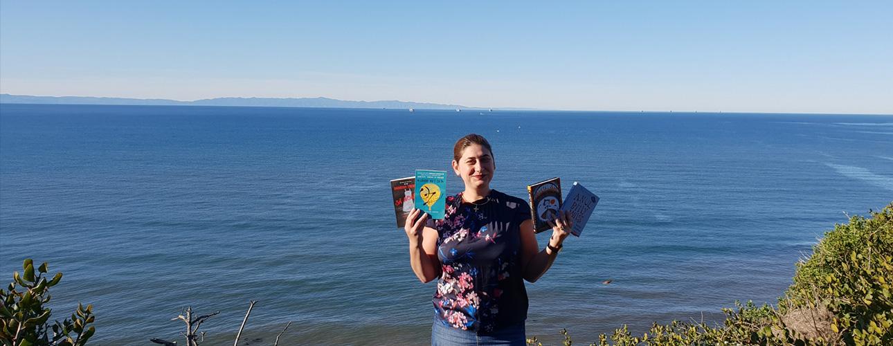 Ce-am citit în sunny California