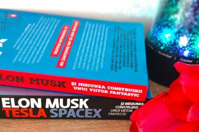 Elon Musk Biografie SR