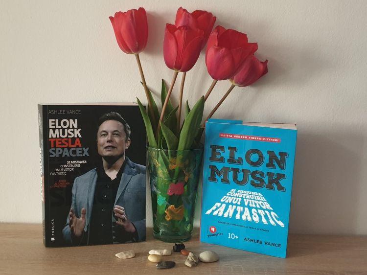 Elon Musk biografii Publica