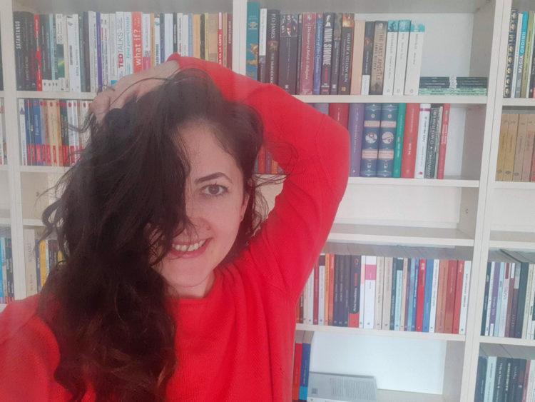 Jurnal de librar: faimoasă ca o vânzătoare de cărți