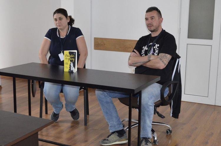 Goran Mrakic la Penitenciarul Timișoara