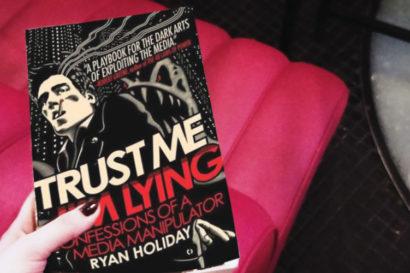 Ryan Holiday Trust me I'm lying
