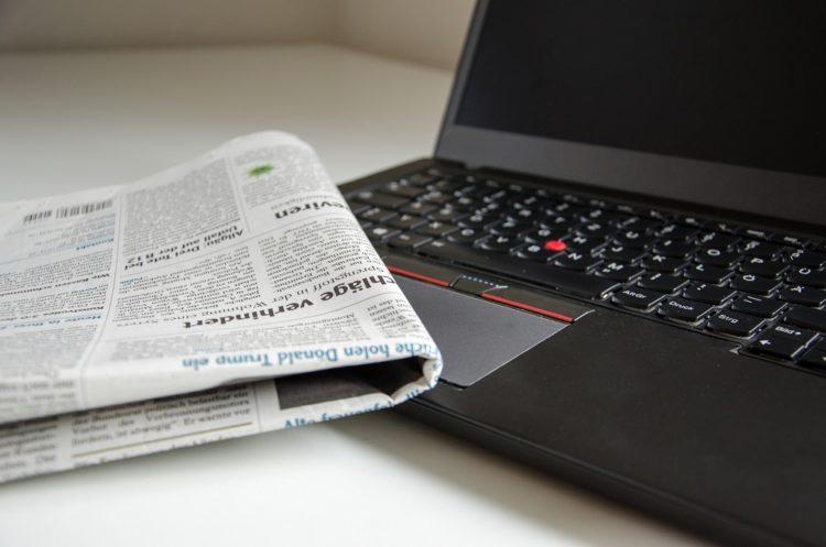 ziar vs laptop