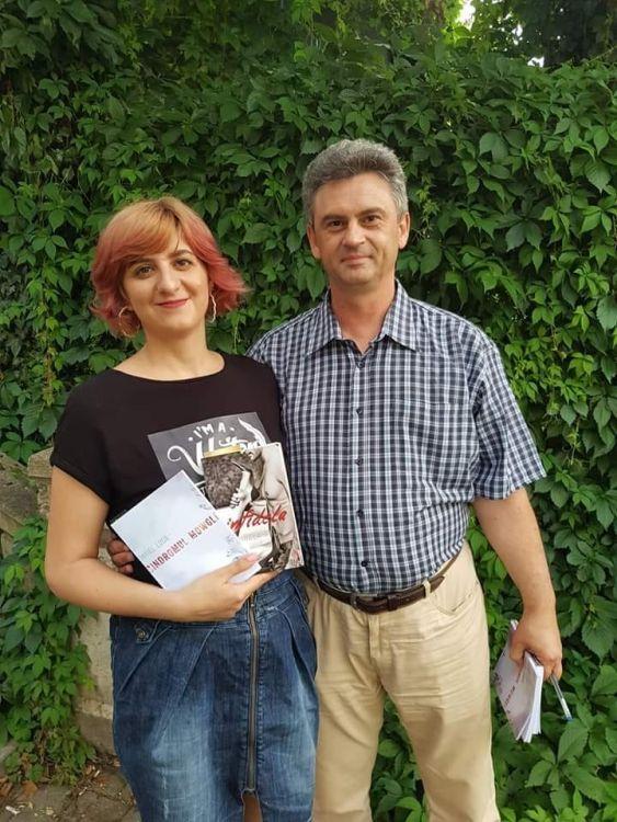 Daniela Faur Daniel Luca Sa CiTimisoara iunie 2019