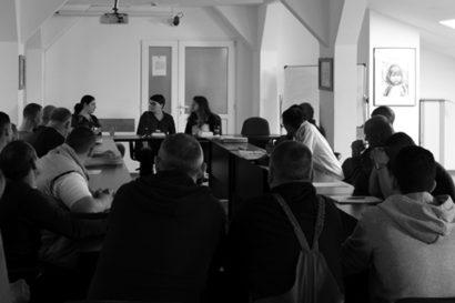 Cultura, încotro? - dezbatere la Penitenciarul Timișoara