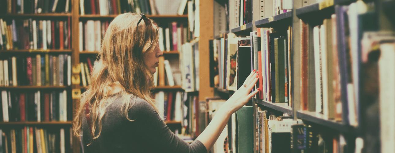 Oile negre din bibliotecă