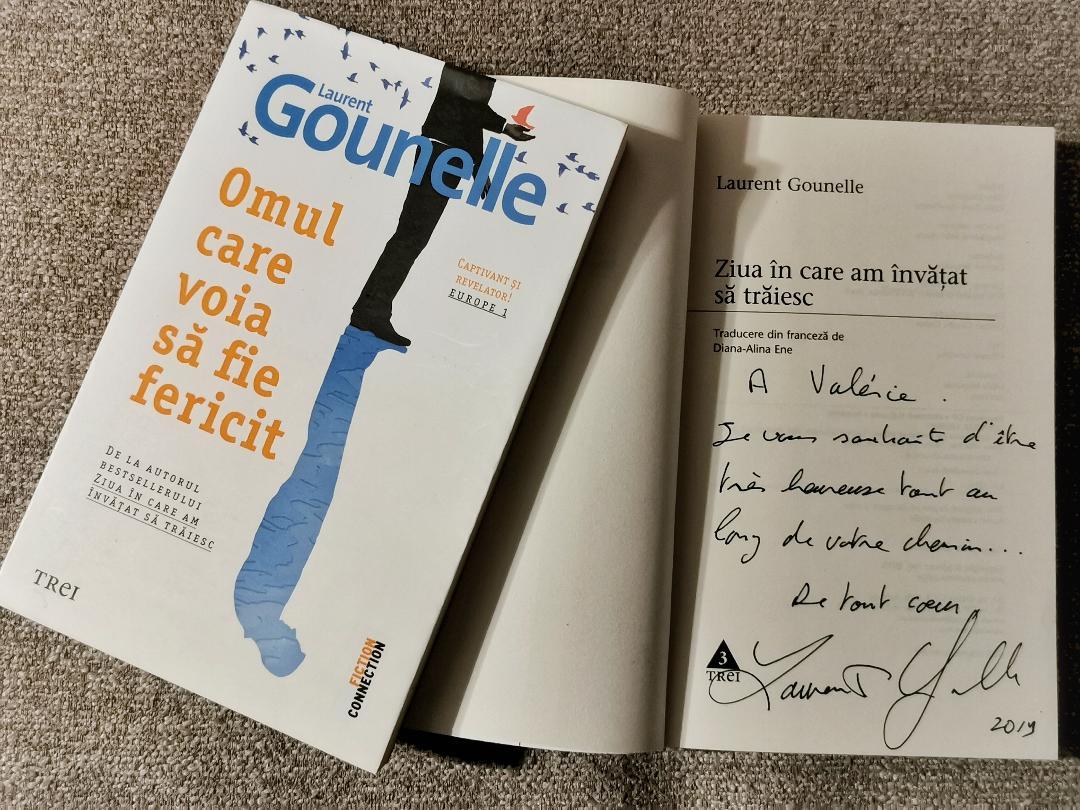 Omul ca voia sa fie fericit, Laurent Gounelle
