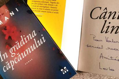 Cartea lunii decembrie - In gradina capcaunului