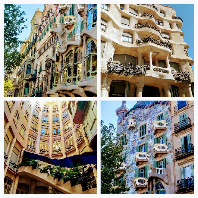 arhitectura Barcelna