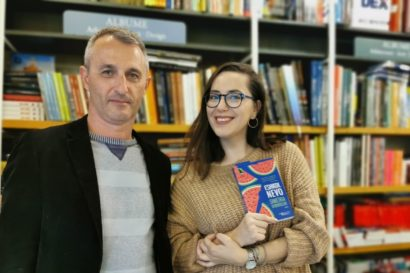 Interviu Eshkol Nevo