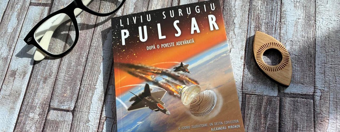 Cartea lunii martie: Pulsar