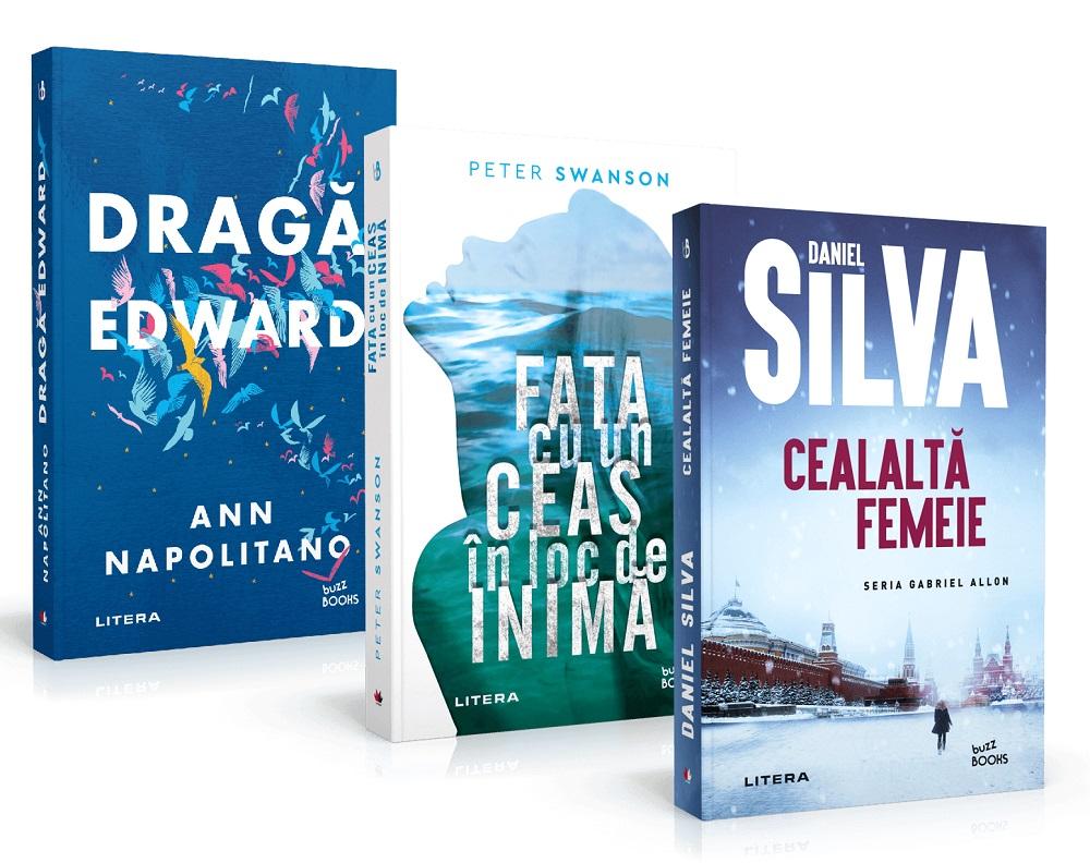 Oferta speciala Serial Readers