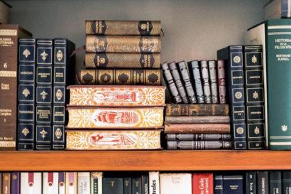 Biblioteca carti clasice