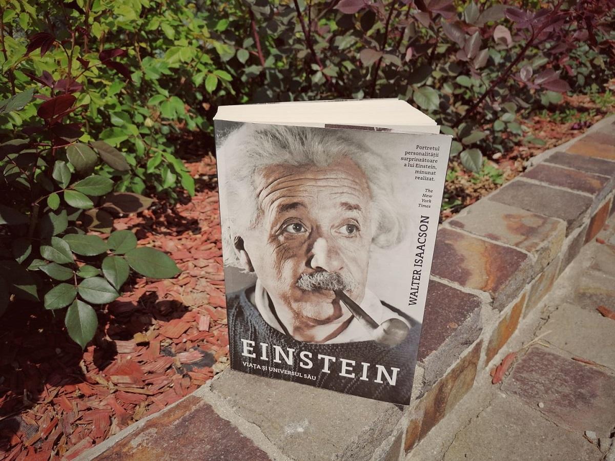 Einstein. Viața și universul său