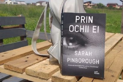 Prin ochii ei - Sarah Pinborough - cover