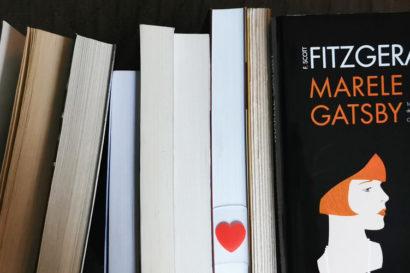 cartea lunii august - marele gatsby